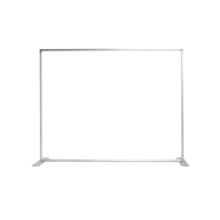 10 ft. Straight Tube Display - Hardware Only